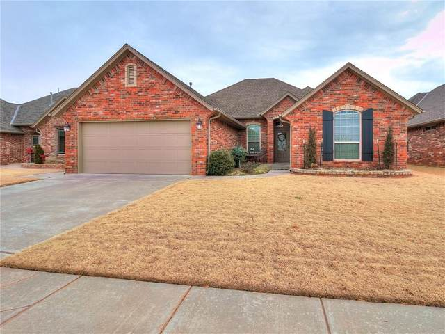 217 Market Avenue, Yukon, OK 73099 (MLS #942164) :: The UB Home Team at Whittington Realty