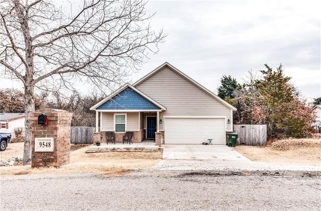 9548 Prairie Dog Drive, Guthrie, OK 73034 (MLS #942178) :: The UB Home Team at Whittington Realty