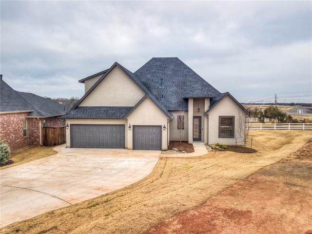 13621 Canyon View Lane, Oklahoma City, OK 73142 (MLS #942183) :: Homestead & Co