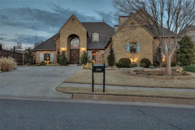 17108 Whimbrel Lane, Edmond, OK 73012 (MLS #942191) :: Homestead & Co