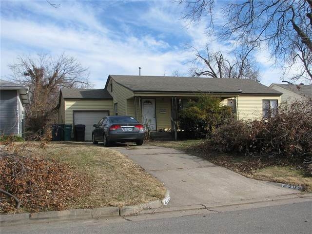 2904 N Donnelly Avenue, Oklahoma City, OK 73107 (MLS #942200) :: The UB Home Team at Whittington Realty