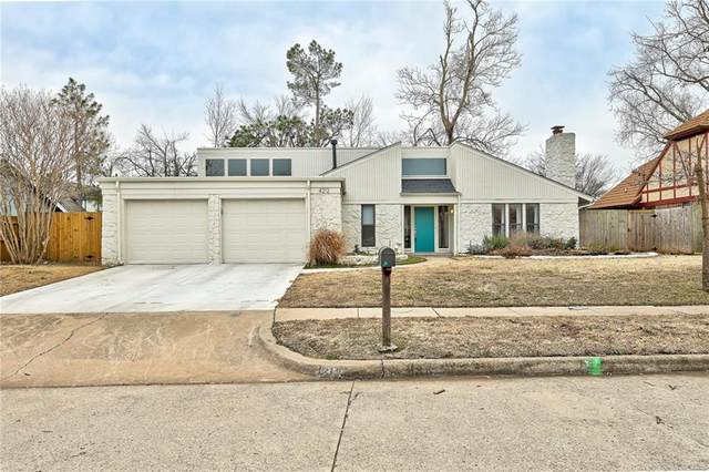4212 Blue Sage Road, Norman, OK 73072 (MLS #942205) :: The UB Home Team at Whittington Realty