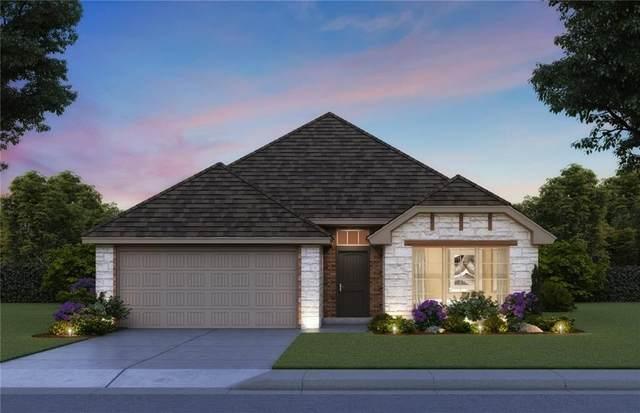 1113 SW 140th Street, Oklahoma City, OK 73170 (MLS #942223) :: Homestead & Co