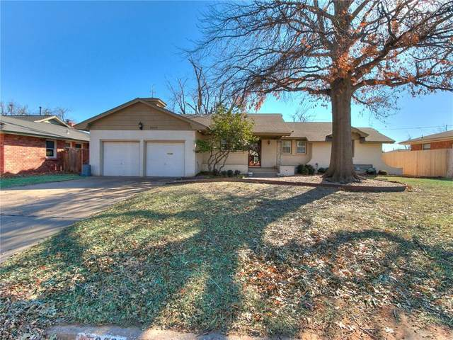 9808 Chesterton Place, Oklahoma City, OK 73120 (MLS #942246) :: The UB Home Team at Whittington Realty