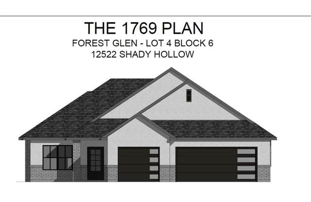 12522 Shady Hollow Drive, Choctaw, OK 73020 (MLS #942266) :: KG Realty
