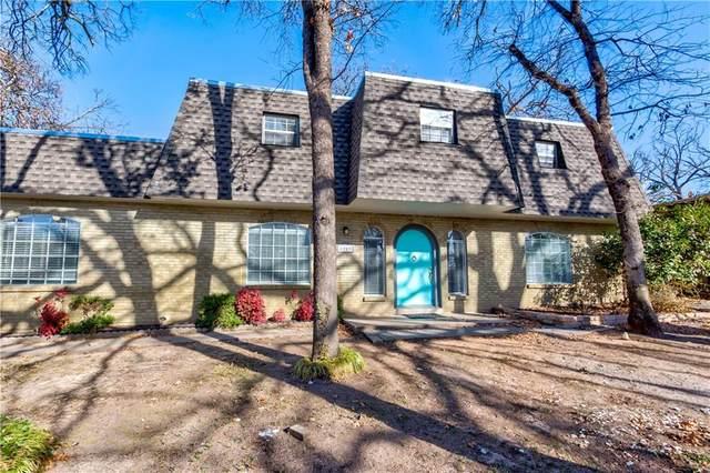 8209 Golden Oaks Road, Oklahoma City, OK 73127 (MLS #942274) :: Homestead & Co
