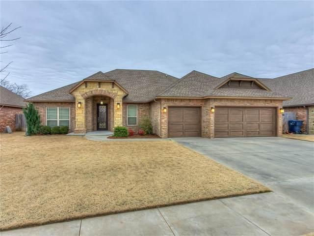 132 SW 175th Terrace, Oklahoma City, OK 73170 (MLS #942294) :: Homestead & Co