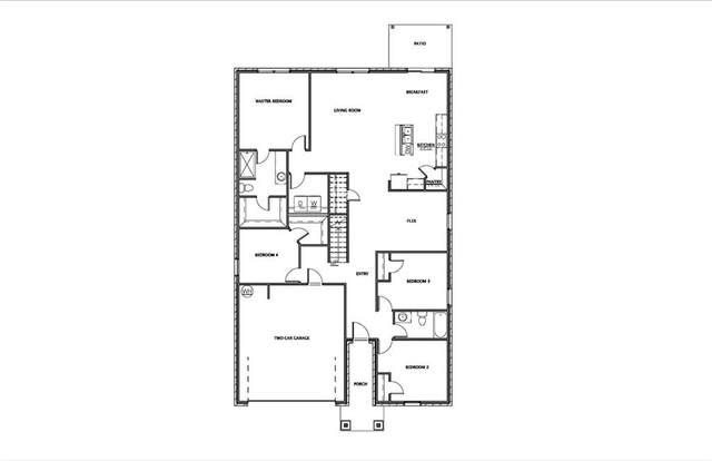 1261 Round Leaf Road, Edmond, OK 73034 (MLS #942310) :: Homestead & Co