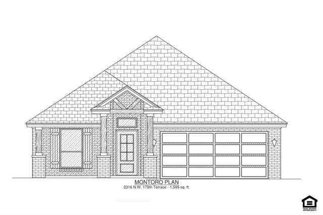 2316 NW 179th Terrace, Oklahoma City, OK 73012 (MLS #942316) :: ClearPoint Realty