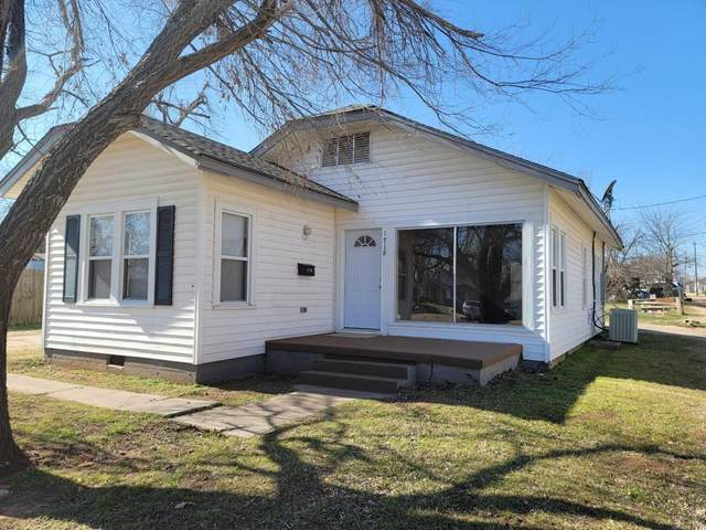1718 S 7th Street, Chickasha, OK 73018 (MLS #942349) :: ClearPoint Realty
