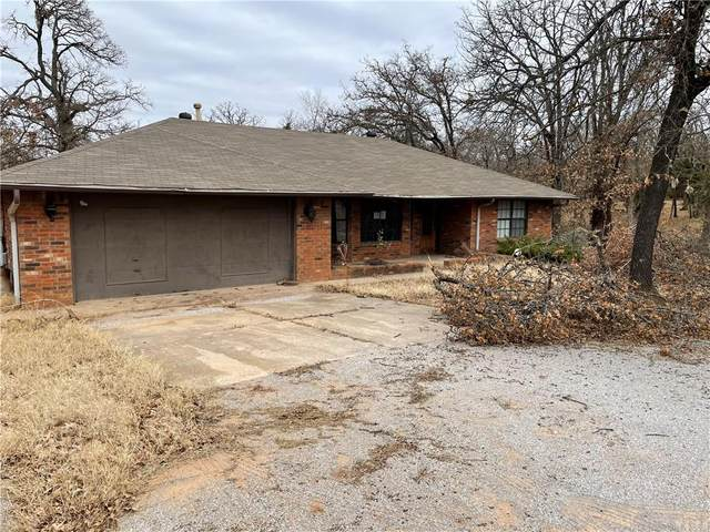 1305 Post Oak Street, Edmond, OK 73034 (MLS #942382) :: Homestead & Co