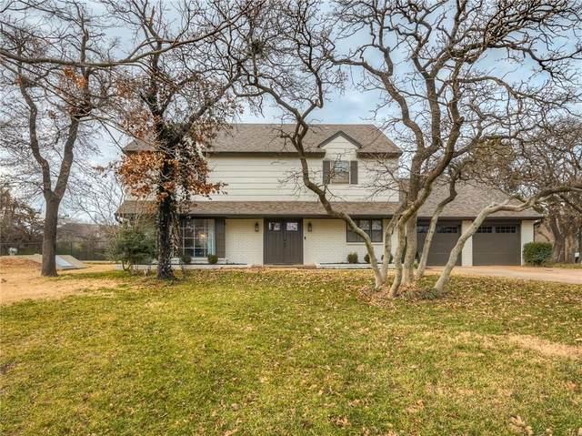 2311 Old Farm Lane, Edmond, OK 73013 (MLS #942384) :: Erhardt Group at Keller Williams Mulinix OKC