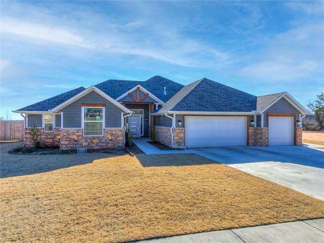 5005 Chauncey Lane, Shawnee, OK 74804 (MLS #942406) :: The UB Home Team at Whittington Realty