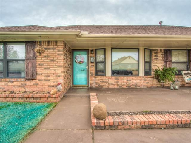 1104 NE 20th Street, Moore, OK 73160 (MLS #942431) :: ClearPoint Realty