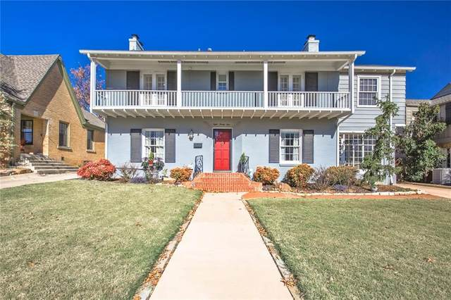 821 NW 38th Street, Oklahoma City, OK 73118 (MLS #942438) :: The UB Home Team at Whittington Realty