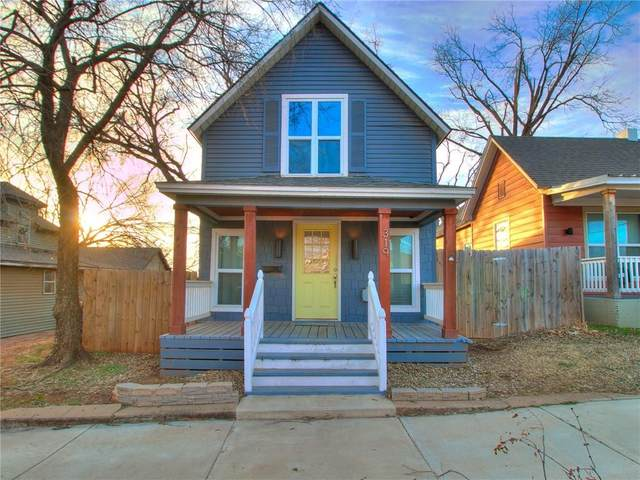 319 S Broad Street, Guthrie, OK 73044 (MLS #942461) :: The UB Home Team at Whittington Realty