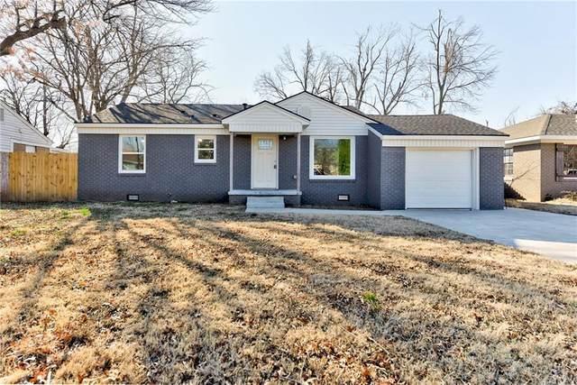 1030 Idaho Street, Norman, OK 73071 (MLS #942472) :: Homestead & Co