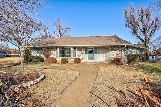 3701 Quapah Circle, Oklahoma City, OK 73112 (MLS #942494) :: The UB Home Team at Whittington Realty