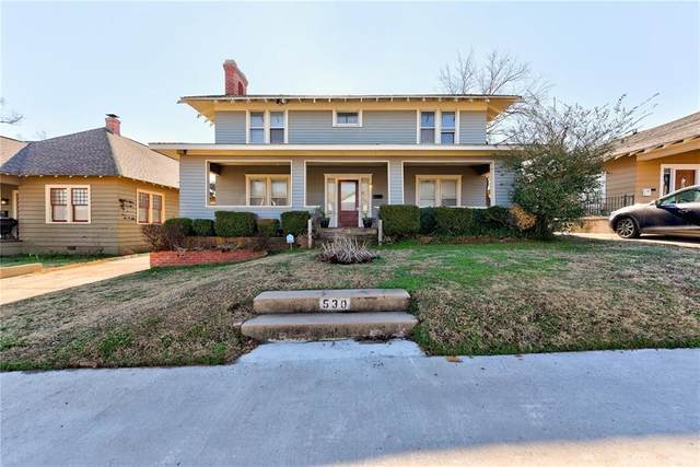 530 NW 32nd Street, Oklahoma City, OK 73118 (MLS #942502) :: Homestead & Co