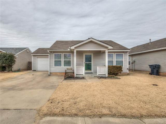 1001 Hyacinth Hollow Drive, Yukon, OK 73099 (MLS #942505) :: The UB Home Team at Whittington Realty