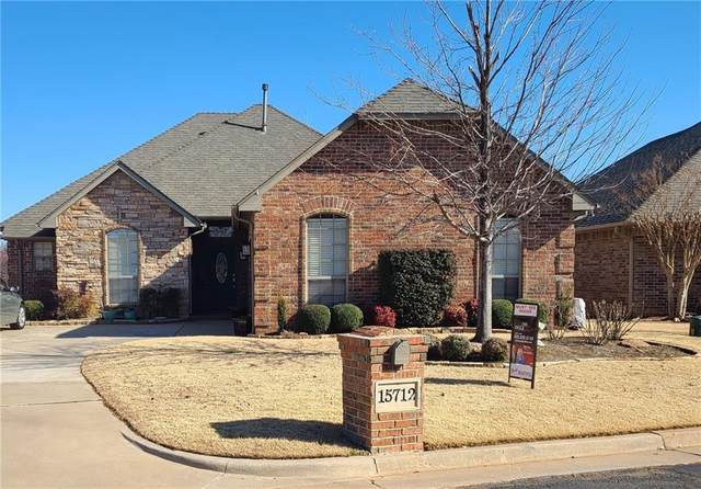 15712 Traditions Drive, Edmond, OK 73013 (MLS #942506) :: Homestead & Co