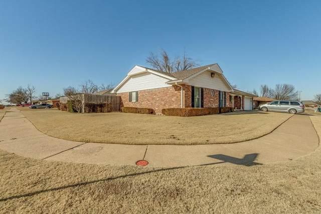 2501 SW 92nd Street, Oklahoma City, OK 73159 (MLS #942510) :: The UB Home Team at Whittington Realty