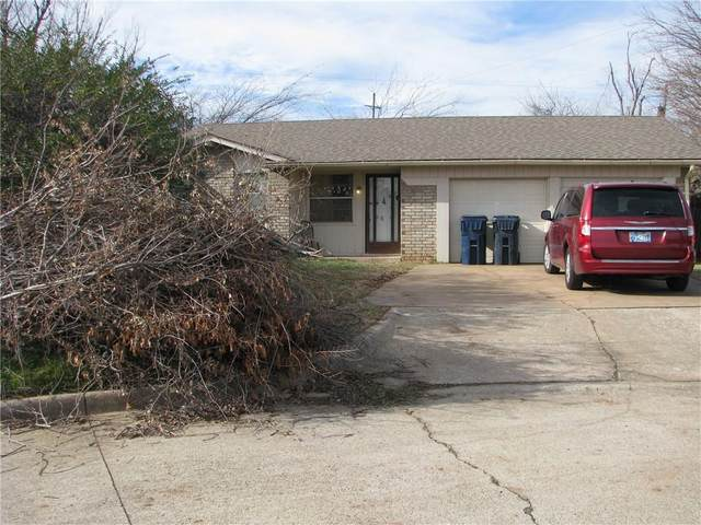 4000 SE 45th Terrace, Oklahoma City, OK 73135 (MLS #942526) :: Your H.O.M.E. Team