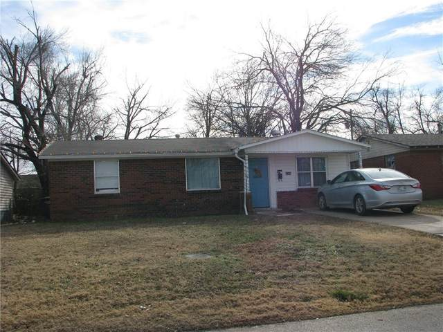 4708 SE 25th Street, Del City, OK 73115 (MLS #942529) :: Your H.O.M.E. Team