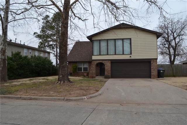 442 Claremont Drive, Norman, OK 73069 (MLS #942532) :: The UB Home Team at Whittington Realty