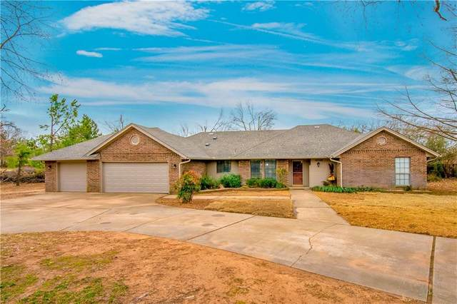 10260 SE 55th Street, Oklahoma City, OK 73150 (MLS #942536) :: Your H.O.M.E. Team