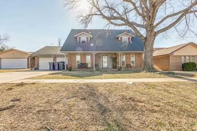 1012 SW 96th Street, Oklahoma City, OK 73139 (MLS #942539) :: KG Realty