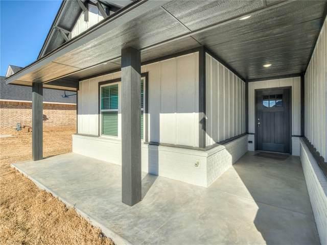 990 Tim Holt Drive, Harrah, OK 73045 (MLS #942542) :: The UB Home Team at Whittington Realty
