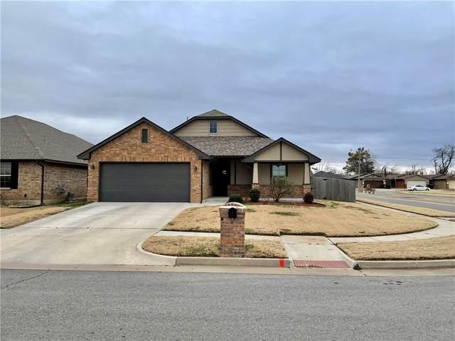 1516 SW 95th Court, Oklahoma City, OK 73159 (MLS #942550) :: The UB Home Team at Whittington Realty