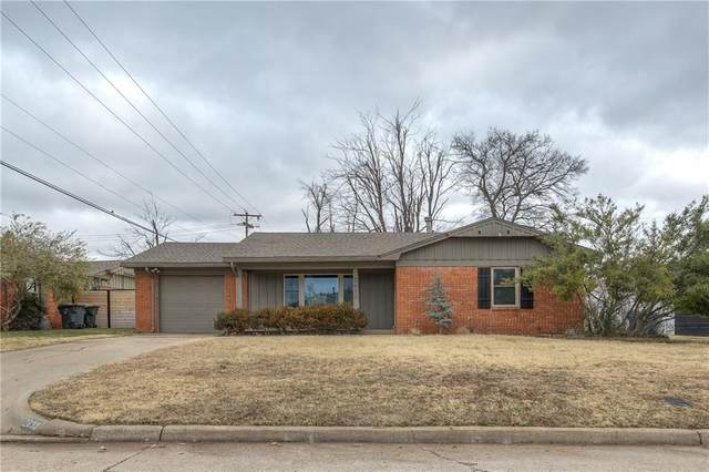2633 Kings Way, Oklahoma City, OK 73120 (MLS #942554) :: The UB Home Team at Whittington Realty