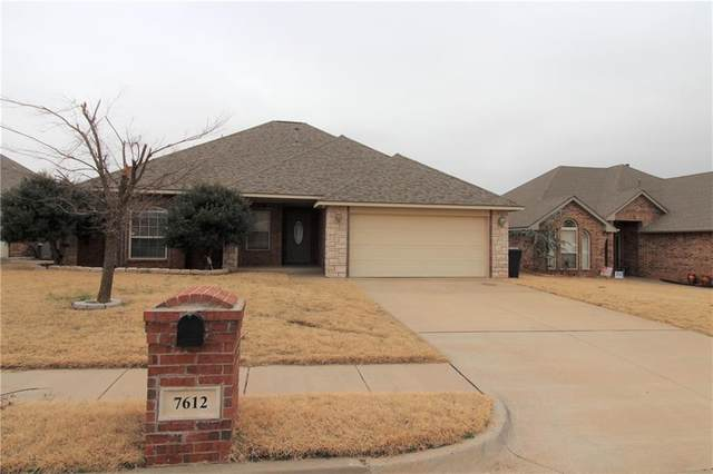 7612 Harold Drive, Yukon, OK 73099 (MLS #942557) :: The UB Home Team at Whittington Realty