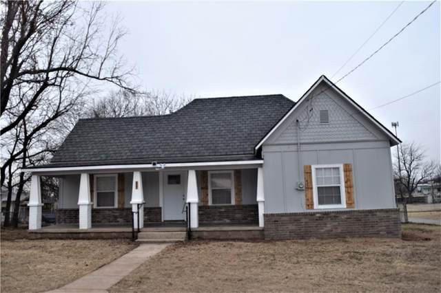 603 S Lester Lane, Purcell, OK 73080 (MLS #942595) :: KG Realty