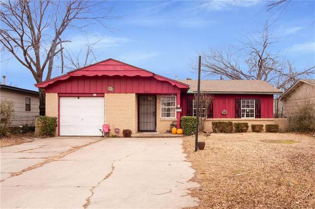 2821 SW 60th Street, Oklahoma City, OK 73159 (MLS #942604) :: ClearPoint Realty