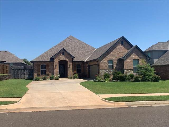 4632 Spectacular Bid Avenue, Edmond, OK 73025 (MLS #942608) :: Homestead & Co