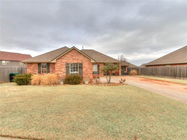 12109 NW 138th Street, Piedmont, OK 73078 (MLS #942610) :: Your H.O.M.E. Team