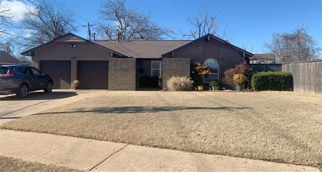1407 Cambridge Drive, Norman, OK 73069 (MLS #942632) :: Your H.O.M.E. Team