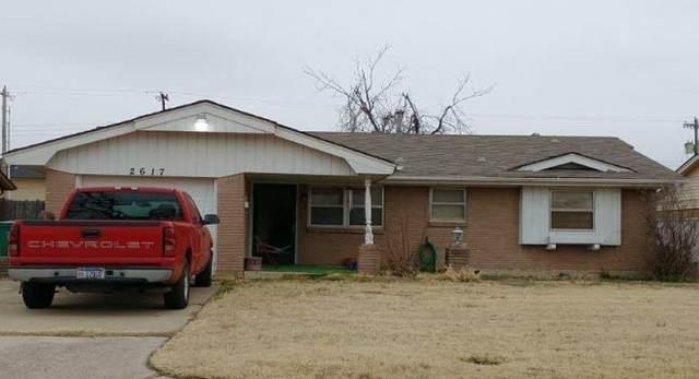 2617 SW 75th Street, Oklahoma City, OK 73159 (MLS #942650) :: Erhardt Group at Keller Williams Mulinix OKC