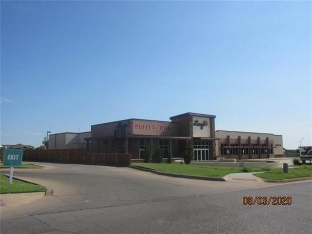 2001 NW 142nd Street, Oklahoma City, OK 73134 (MLS #942665) :: Homestead & Co
