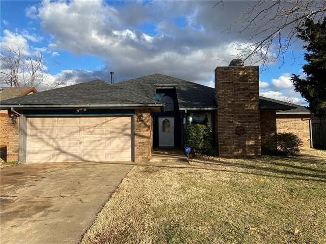 2604 Clover Glen Drive, Edmond, OK 73013 (MLS #942735) :: Homestead & Co