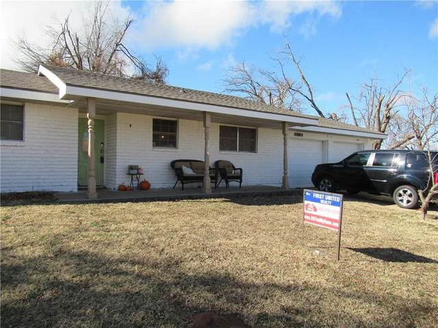 7400 NW 29th Street, Bethany, OK 73008 (MLS #942740) :: Your H.O.M.E. Team