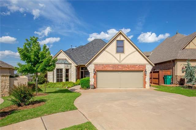 16616 Little Leaf Lane, Edmond, OK 73012 (MLS #942787) :: Homestead & Co