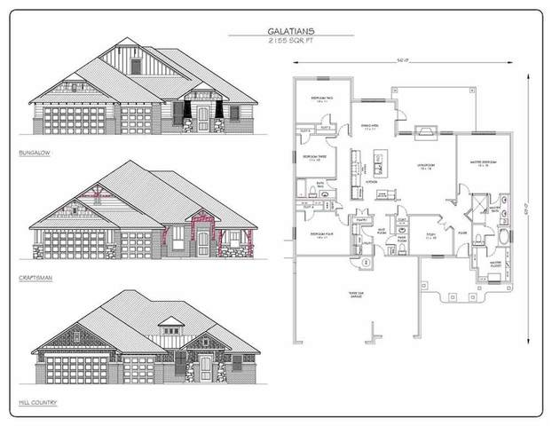 2700 SE 22 Street, Moore, OK 73160 (MLS #942791) :: Homestead & Co