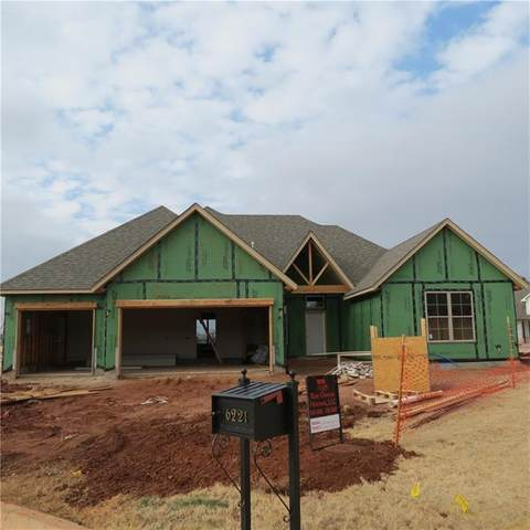 6225 NW 163rd Place, Edmond, OK 73013 (MLS #942809) :: KG Realty