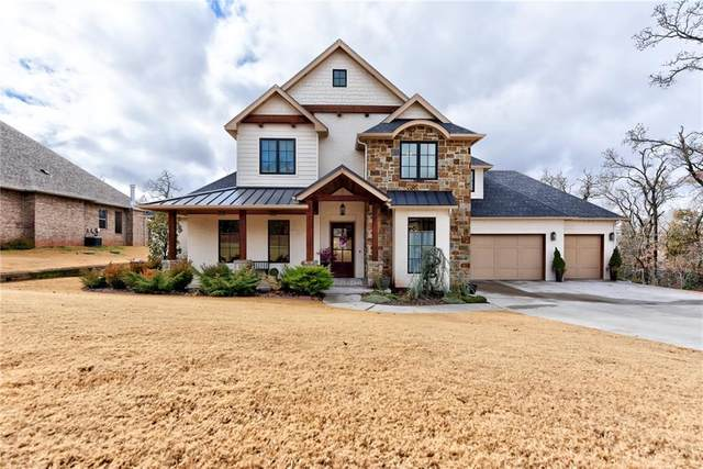 9361 Pavia Point, Edmond, OK 73034 (MLS #942810) :: Homestead & Co