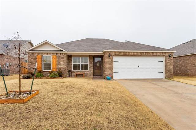 2112 Concord Drive, Newcastle, OK 73065 (MLS #942823) :: KG Realty