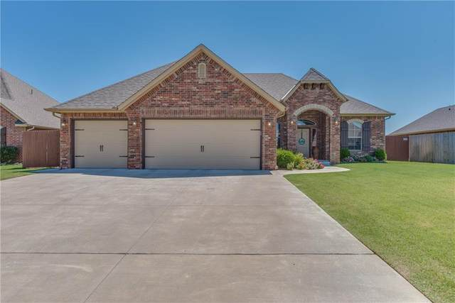 1492 Nw 17th Street, Newcastle, OK 73065 (MLS #942861) :: KG Realty